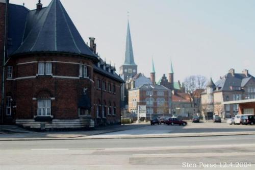 Aarhus cityscape