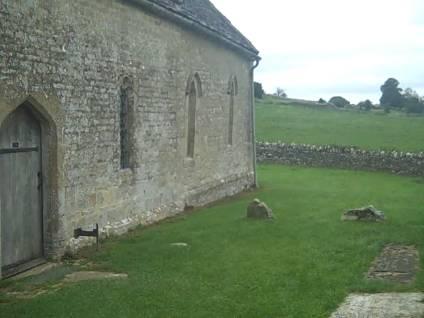 St Oswald's churchyard