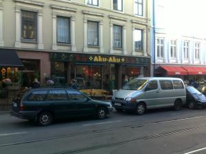 Oslo's awesome Aku Aku Bar: Polynesian paradise