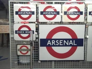 Mind the gap, Gooners