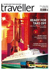 Traveller magazine